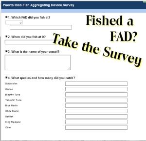 PR FAD Survey